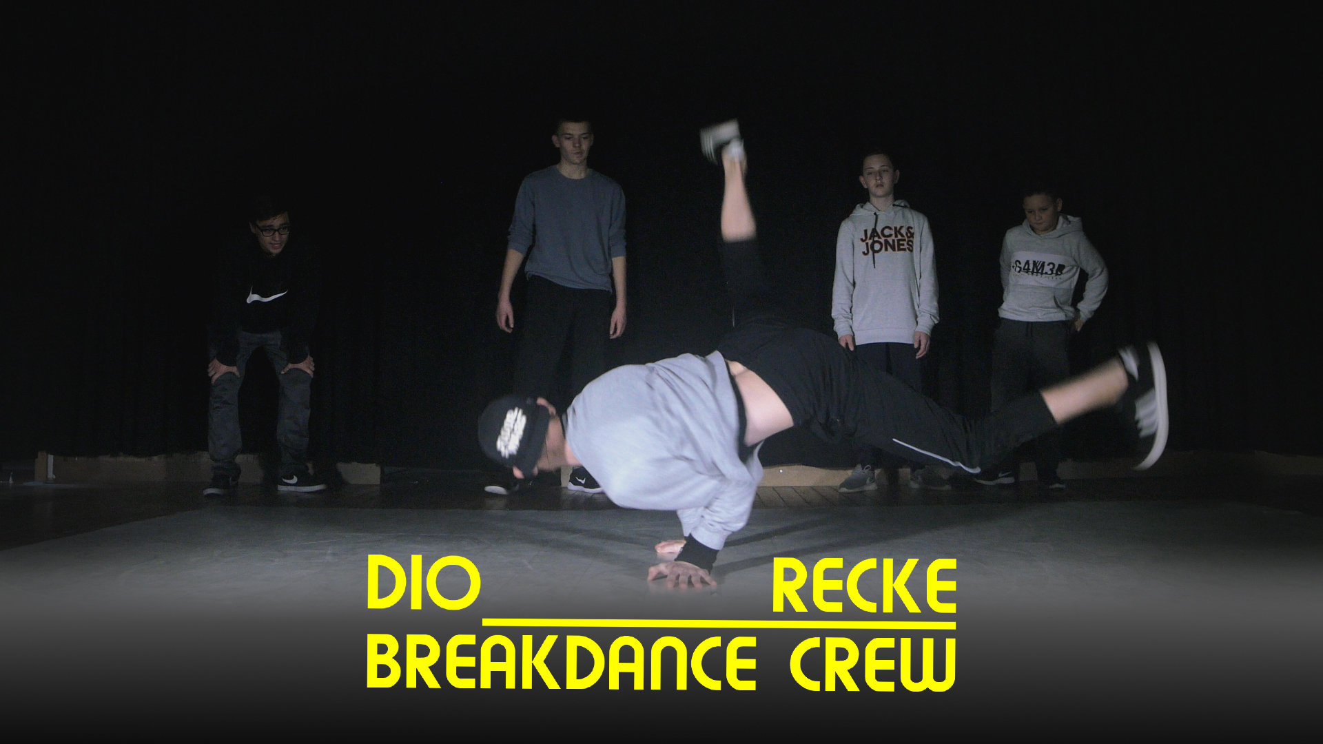 DIO Recke Breakdance-Crew