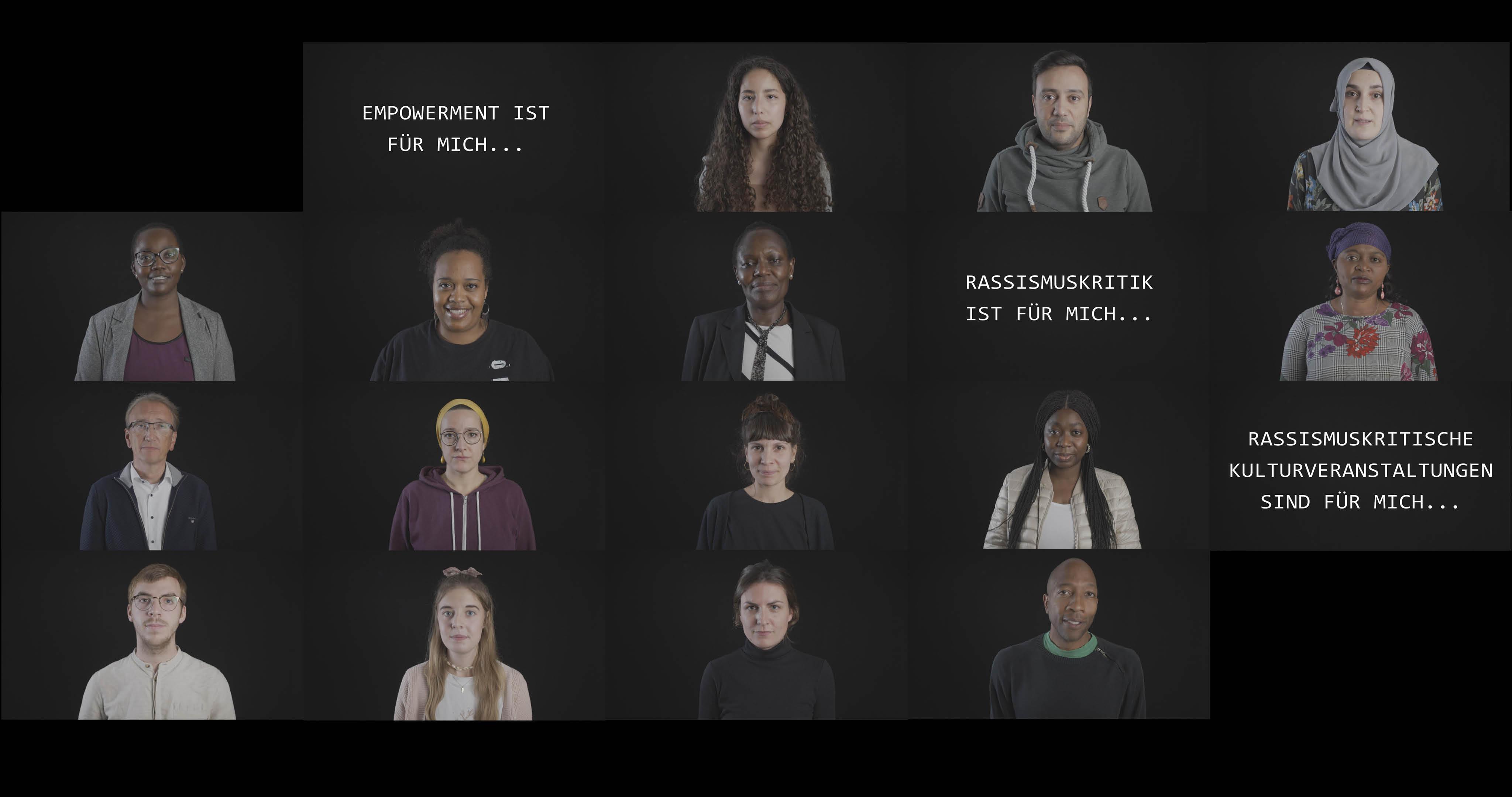Wochen gegen Rassismus 2021 - KI Münster